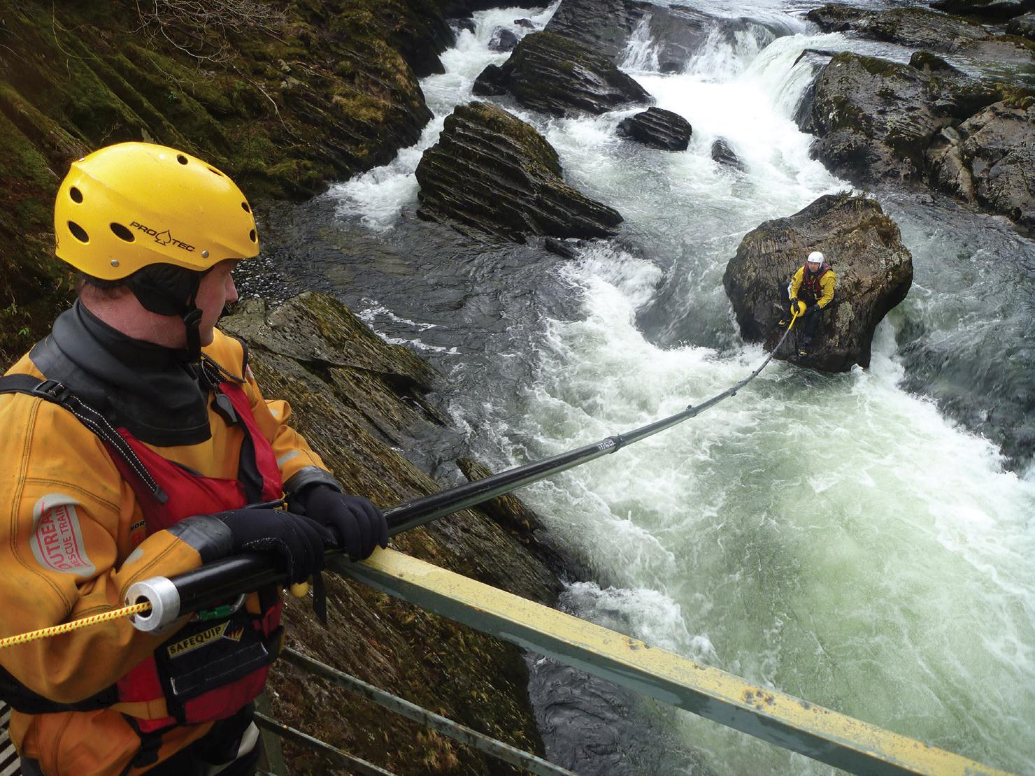 SG 300 Reach & Rescue study