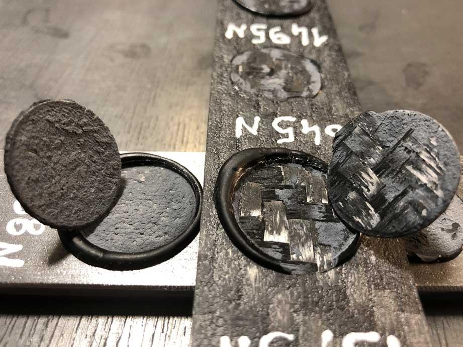 Saldatura chimica metalli e compositi