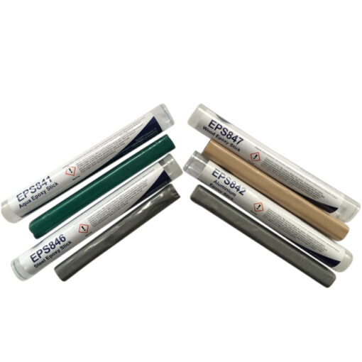 Mk Epoxy Stick - Epoxy Grout - Rapid repairs ferrous metal articles