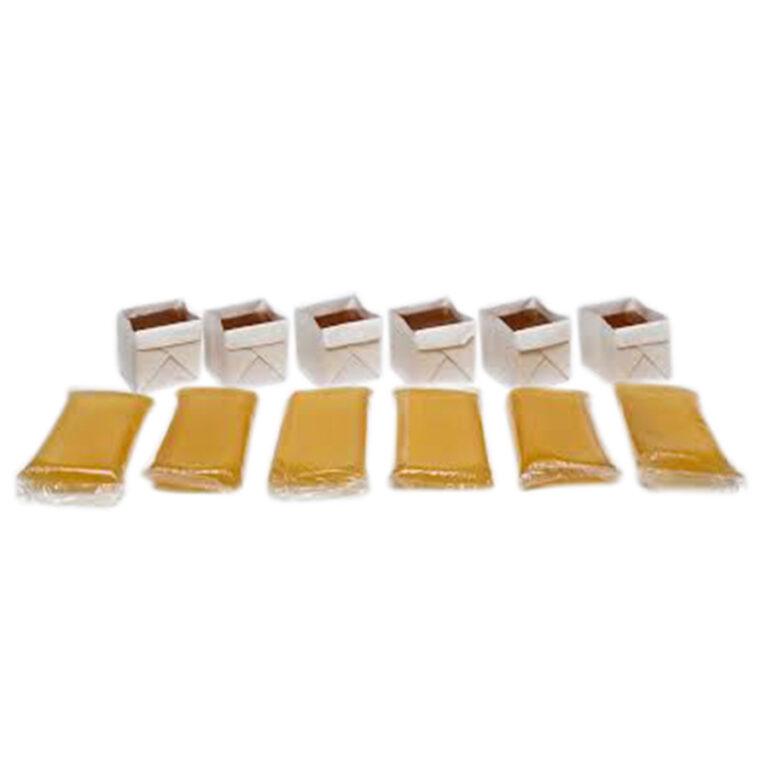 MK hot melt group - Hot Melt adhesive used to produce self-adhesive materials