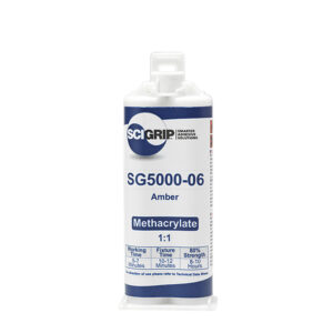 SG 5000-06 - Adesivo metacrilato per vetroresina - Presa rapida
