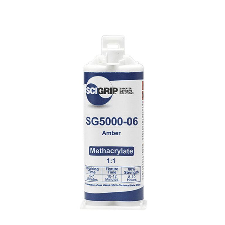 SG 5000-06 - Methacrylate adhesive for fiberglass - Quick setting