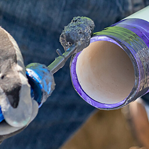 PIPES CHEMICAL WELDING