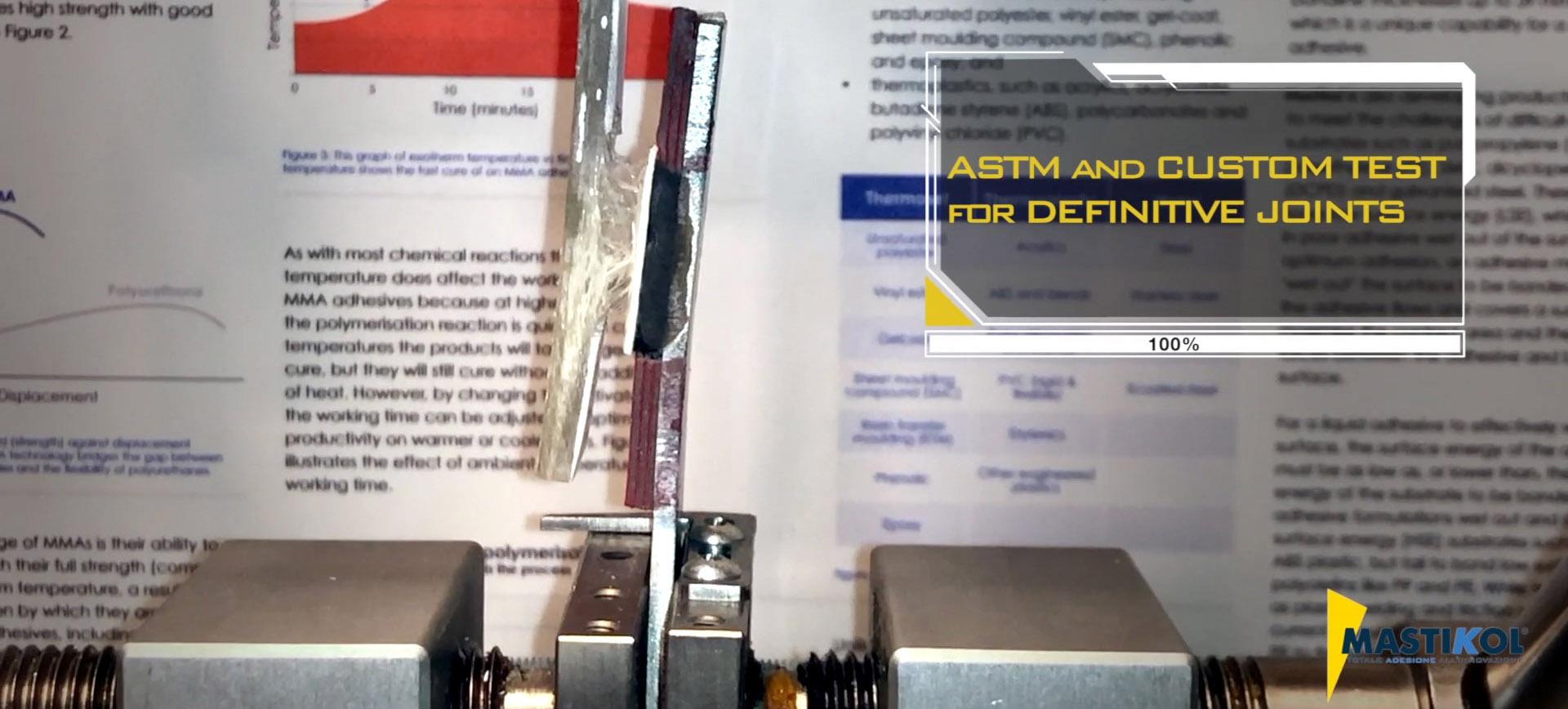 Laboratorio Mastikol dinamomoetro